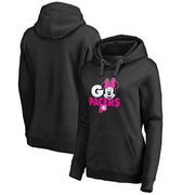 Indiana Pacers Fanatics Branded Women's Disney Rally Cry Minnie Pullover Hoodie - Black