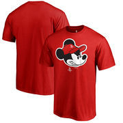 Houston Rockets Fanatics Branded Disney Game Face T-Shirt - Red