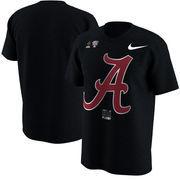 Alabama Crimson Tide Nike College Football Playoff 2018 Sugar Bowl Bound Logo T-Shirt – Black