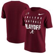 Alabama Crimson Tide Nike College Football Playoff 2018 Sugar Bowl Bound T-Shirt – Crimson