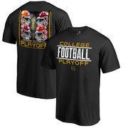 Fanatics Branded Youth 2017 College Football Playoff Dueling Cornerback T-Shirt – Black