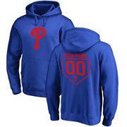 Philadelphia Phillies Fanatics Branded Personalized RBI Pullover Hoodie - Royal