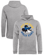 Golden State Warriors Fanatics Branded Youth Disney Rally Ears Pullover Hoodie - Ash