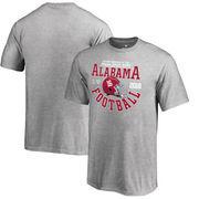 Alabama Crimson Tide Fanatics Branded Youth College Football Playoff 2018 Sugar Bowl Bound Down T-Shirt – Heather Gray