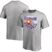 Clemson Tigers Fanatics Branded Youth College Football Playoff 2018 Sugar Bowl Bound Down T-Shirt – Heathered Gray