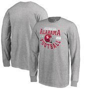 Alabama Crimson Tide Fanatics Branded Youth College Football Playoff 2018 Sugar Bowl Bound Down Long Sleeve T-Shirt – Heathered