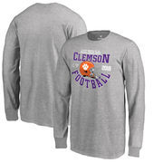 Clemson Tigers Fanatics Branded Youth College Football Playoff 2018 Sugar Bowl Bound Down Long Sleeve T-Shirt – Heathered Gray