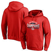 Toronto FC Fanatics Branded 2017 MLS Cup Champions Big & Tall Pullover Hoodie – Red