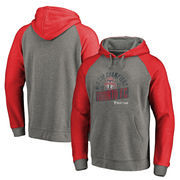 Toronto FC Fanatics Branded 2017 MLS Cup Champions Attached Tri-Blend Pullover Hoodie – Heather Gray