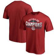 Toronto FC Fanatics Branded 2017 MLS Cup Champions Dash T-Shirt – Red