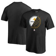 Pittsburgh Steelers NFL Pro Line by Fanatics Branded Youth X-Ray T-Shirt - Black