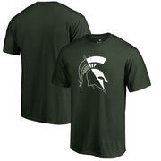 Michigan State Spartans Fanatics Branded X Ray Big and Tall T-Shirt - Green