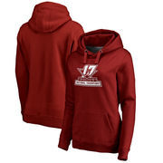 Alabama Crimson Tide Fanatics Branded Women's College Football Playoff 2017 National Champions Official Pullover Hoodie – Crimso
