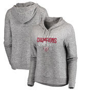 Alabama Crimson Tide Fanatics Branded Women's College Football Playoff 2017 National Champions Cozy Collection Lateral Pullover