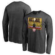 Alabama Crimson Tide Fanatics Branded College Football Playoff 2017 National Champions Pass Big & Tall Long Sleeve T-Shirt – Hea