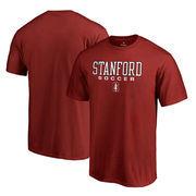 Stanford Cardinal Fanatics Branded True Sport Soccer Big and Tall T-Shirt - Cardinal