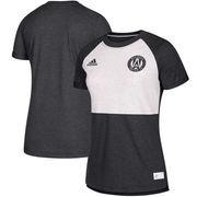 Atlanta United FC adidas Women's Lifestyle Club T-Shirt – Black/White