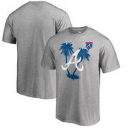 Atlanta Braves Fanatics Branded 2018 MLB Spring Training Vintage T-Shirt – Heather Gray