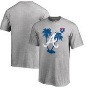 Atlanta Braves Fanatics Branded Youth 2018 MLB Spring Training Vintage T-Shirt – Heather Gray