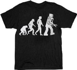 Theory of Evolution Robot Evolution