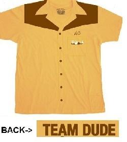 Big Lebowski Team Dude Bowling