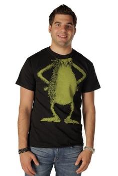 Dr. Seuss No Head Grinch