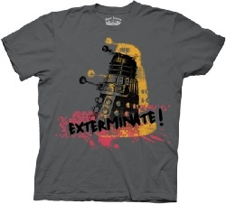 Dr. Who Robot Exterminate