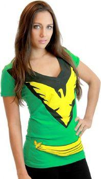 Marvel X-Men Phoenix Costume