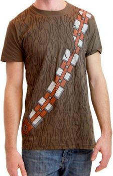 Star Wars I am Chewbacca