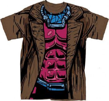X-Men I Am Gambit Costume