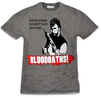 Chuck Takes Bloodbaths