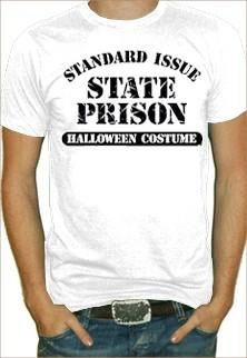 State Prison Halloween Costume