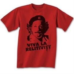 Albert Einstein VIVA LA RELATIVITY