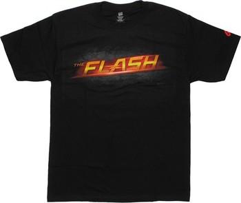 DC Comics Flash TV Name Logo