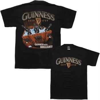 Guinness EST 1759 Logo T-Shirt