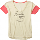 Burton Hilary Slouchy V-Neck T-Shirt