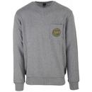 Poler Camp Vibes Pocket Crew Sweatshirt