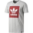 Adidas Blackbird Logo Fill T-Shirt