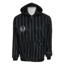Sessions Pin Zip Skc Softshell Hoodie Black/White Pinzip