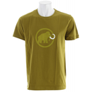 Mammut Logo T-Shirt Aloe