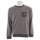Volcom Stone Crew Sweatshirt Grey