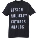 Analog Large Type T-Shirt