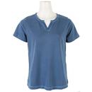 Woolrich First Forks Split Neck T-Shirt