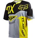 Fox Demo Bike Jersey Grey/Yellow