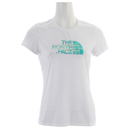 The North Face Reaxion Graphic T-Shirt TNF White