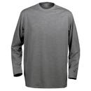 White Sierra Swamp L/S T-Shirt Heather Grey