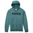 Analog Analogo Full-Zip Hoodie