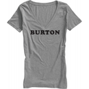 Burton Iron On Vneck T-Shirt