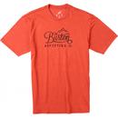 Burton Mountain Script T-Shirt