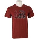 Lib Tech Red Girl T-Shirt